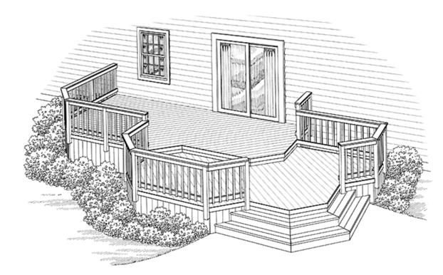 Deck Designs and Construction by Deck Builders Columbus